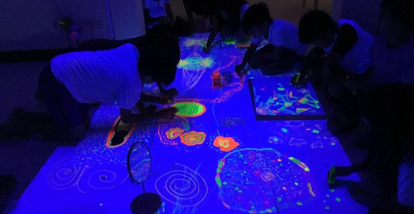Atelier Of Light   ElC The City School