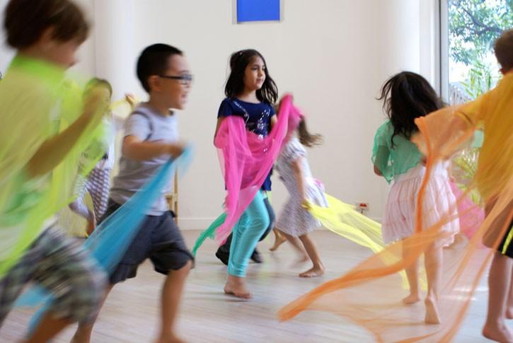 Body Language With Shawls | The City School International School Bangkok