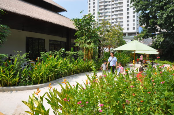 Campus | Purple Elephant 49 International School Bangkok