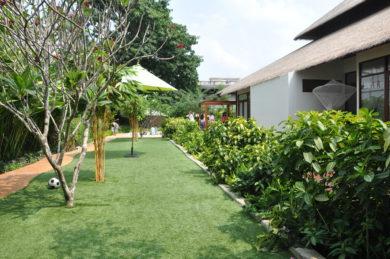 Campus Grass