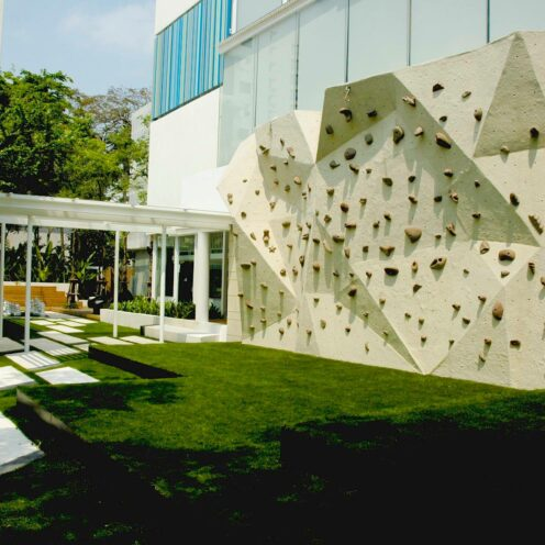 Climbing Wall | The City School International School Bangkok