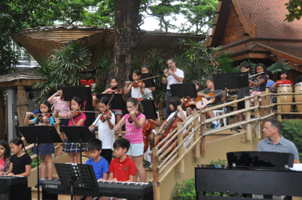 Concert & Music | Elc The City School International School Bangkok