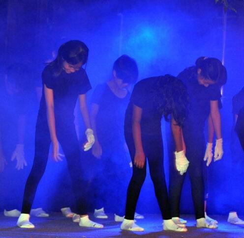 Drama Jazz Dance   Elc City School International School Bangkok