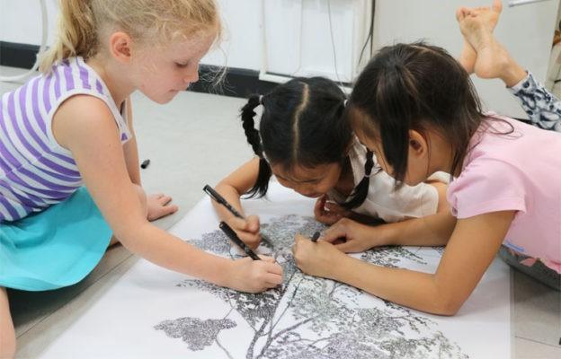 Elc Atelier Of Nature   Exploring Patterns   City School International School Bangkok
