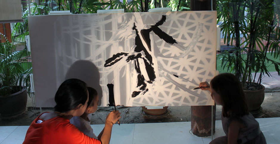 Elc Atelier Of Nature Learning About Patterns | City School International School Bangkok