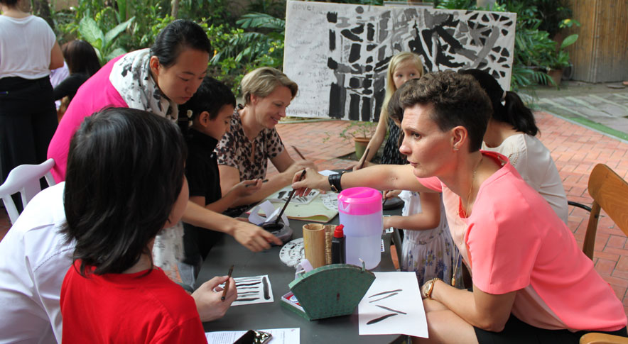 Elc Atelier Of Nature Parents   City School International School Bangkok