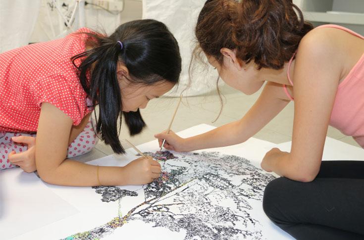 Elc Atelier Of Nature Tree   City School International School Bangkok