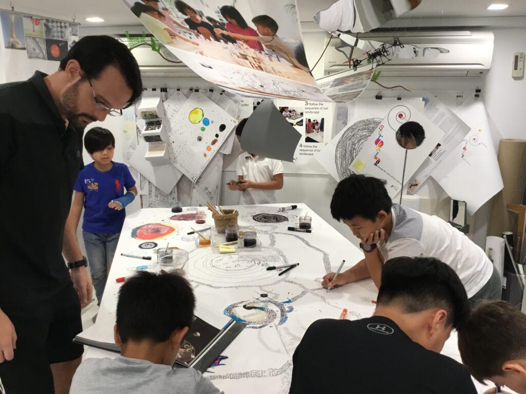 Elc Atelier Of Technology Learning | The City School International School Bangkok