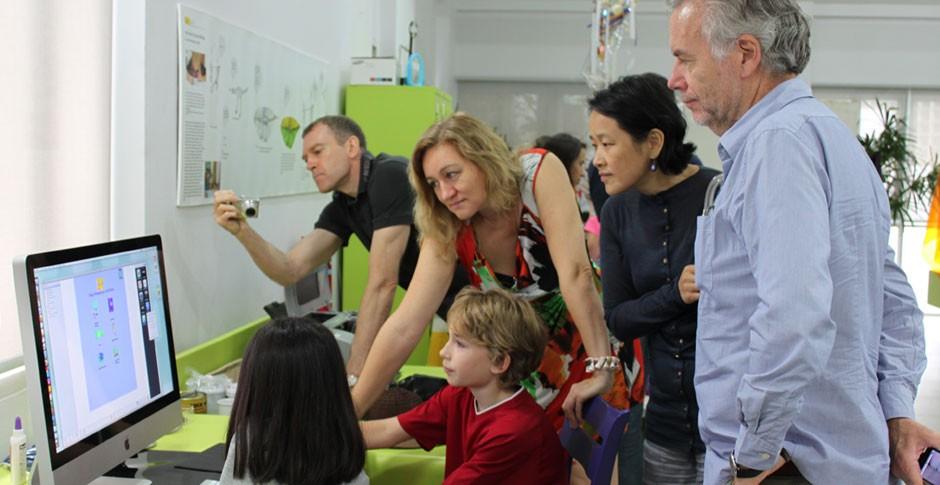 Elc Atelier Of Technology Parents | City School International School Bangkok