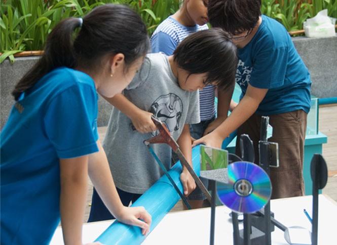 Elc Atelier Of Water Building Water Atelier | City School International School Bangkok