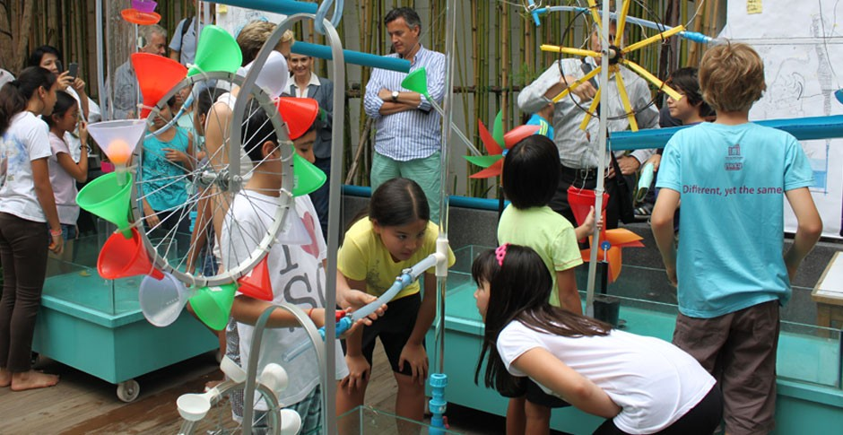 Elc Atelier Of Water Science Through Discovery | City School International School Bangkok