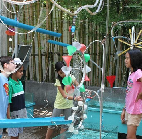 Elc Atelier Of Water Sciences Through Water | City School International School Bangkok