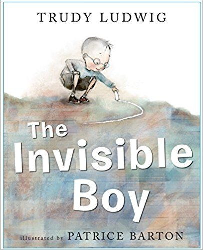 Elc Book Award The Invisible Boy Cover