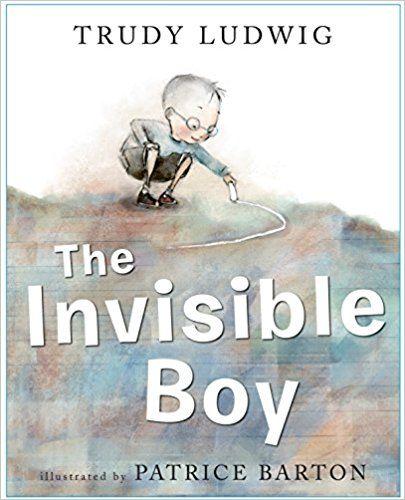 Elc Book Award The Invisible Boy Cover