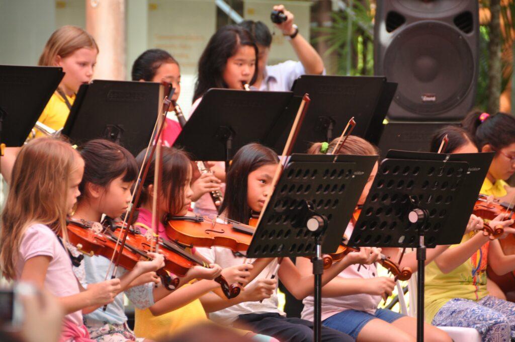 Elc Charity Concert By Students | City School International School Bangkok