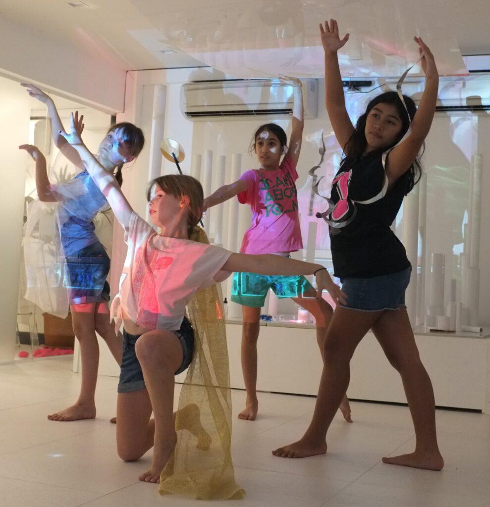 Elc Theatre Of Imagination Dance | The City School International School Bangkok
