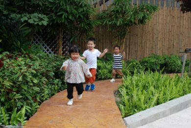Friends Having Fun | Purple Elephant 49 International School Bangkok