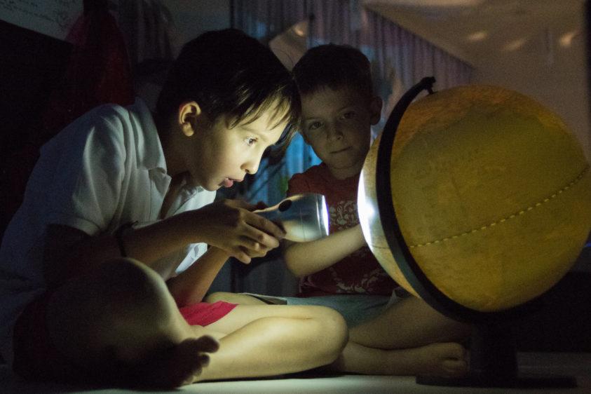 Learning Geography | City School International School Bangkok