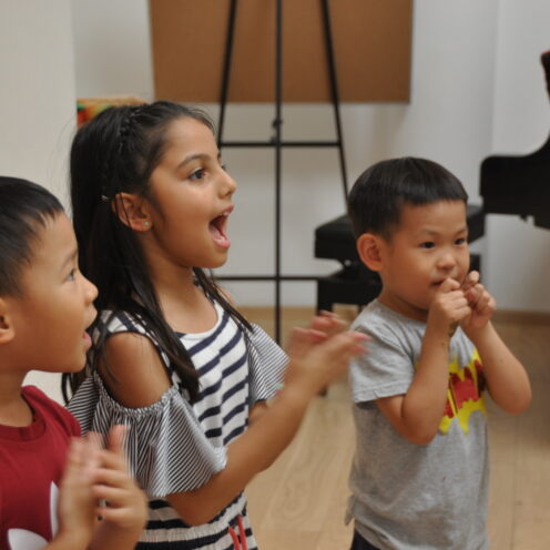 Learning & Songs | City School International School Bangkok