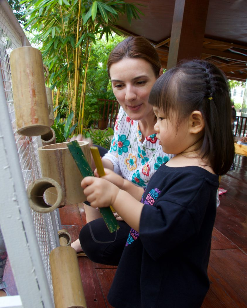 Learning Sounds | Purple Elephant 49 International School Bangkok