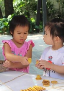 Learning To Share | Purple Elephant 49 International School Bangkok