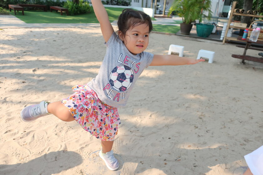 Let's Play | Elc The Country School Bangkok