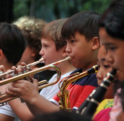 Music Year 6 | The City School International School Bangkok
