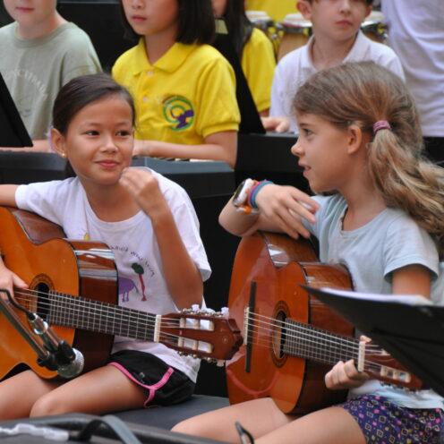Musical Performance | City School International School Bangkok
