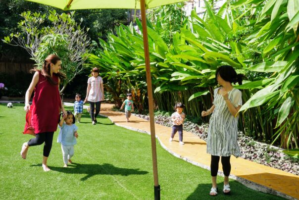 Outdoor Play | Purple Elephant 49 International School Bangkok