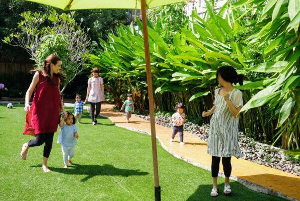 Outdoor Play | Purple Elephant 49 International School Bangkok
