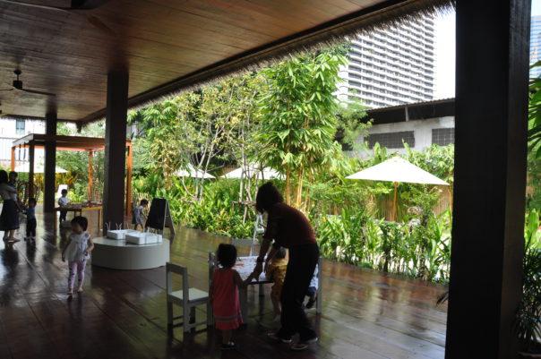 Outdoor | Purple Elephant 49 International School Bangkok