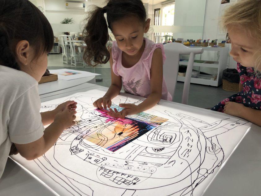 Project Year 1 | City School International School Bangkok 04