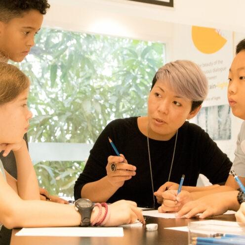 Project In Year 3 | City School International School Bangkok