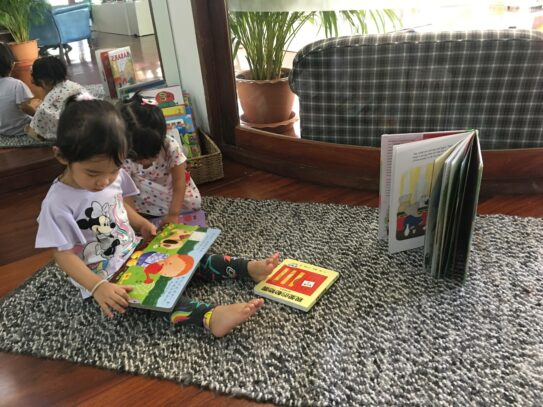 Reading | Purple Elephant 49 International School Bangkok 02