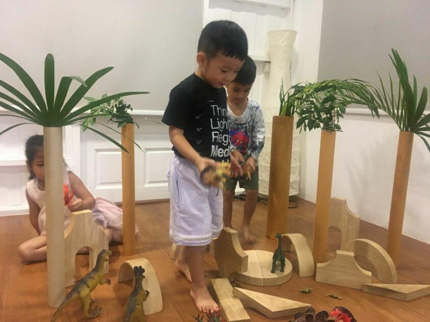 Roll Play | The Country School International School Bangkok