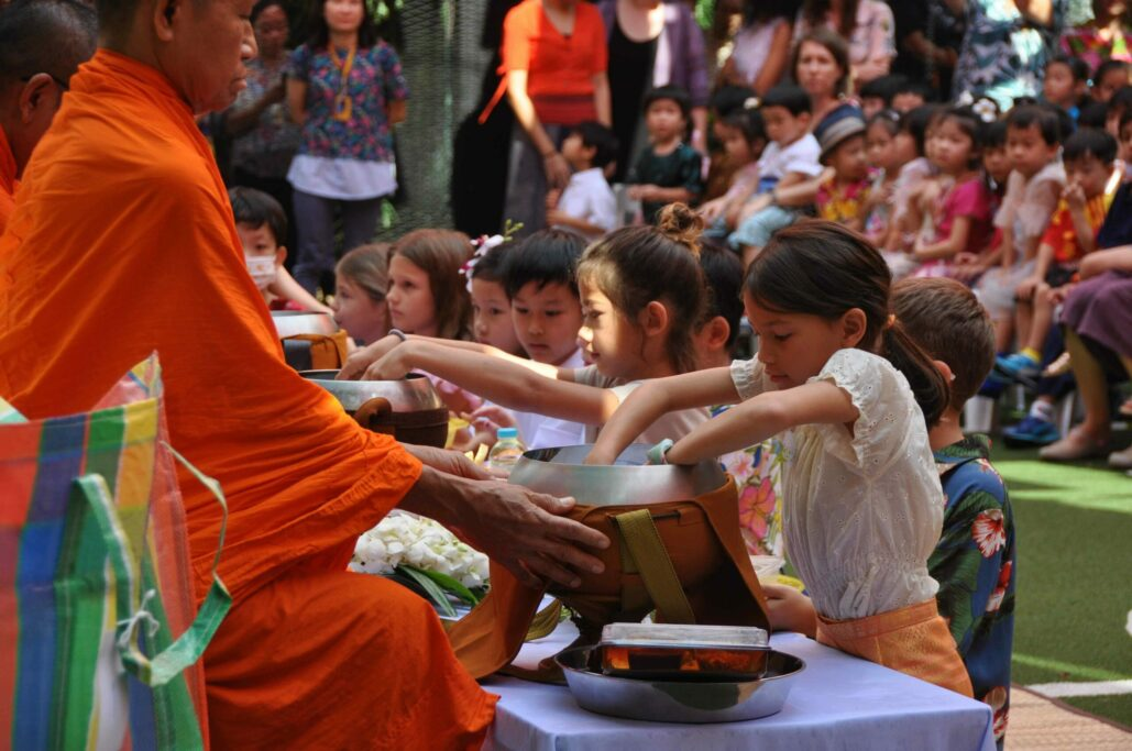 Songkran - ELC - International School Bangkok