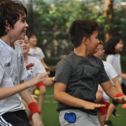 Sports Outside | City School International School Bangkok