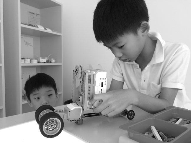 Technology | City School International School Bangkok