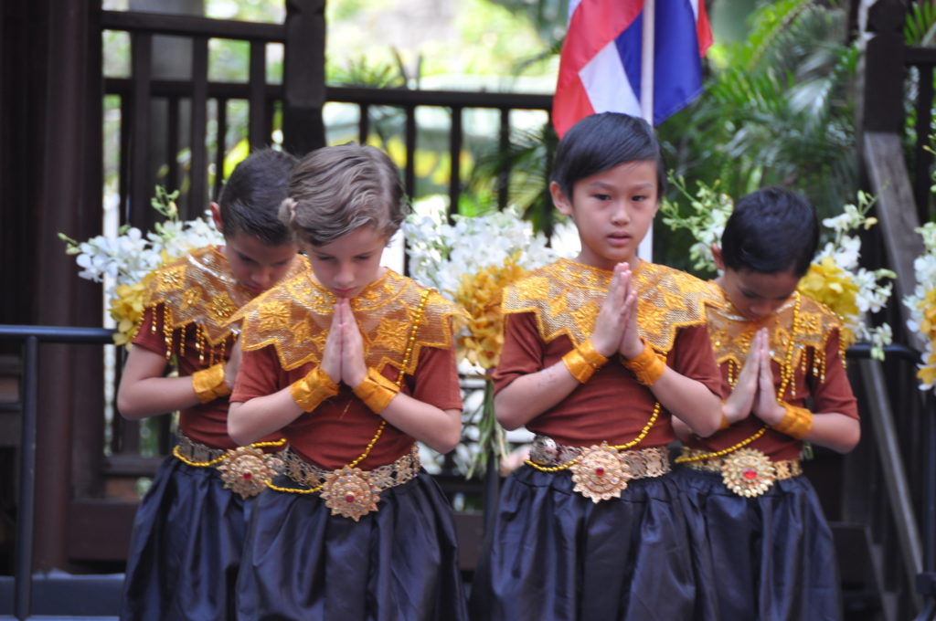 Thai Culture Year 3 | City School International School Bangkok