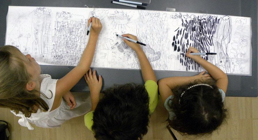 Visual Languages Primary | Elc City School International School Bangkok
