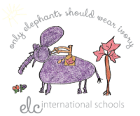 Elc International Schools Logo