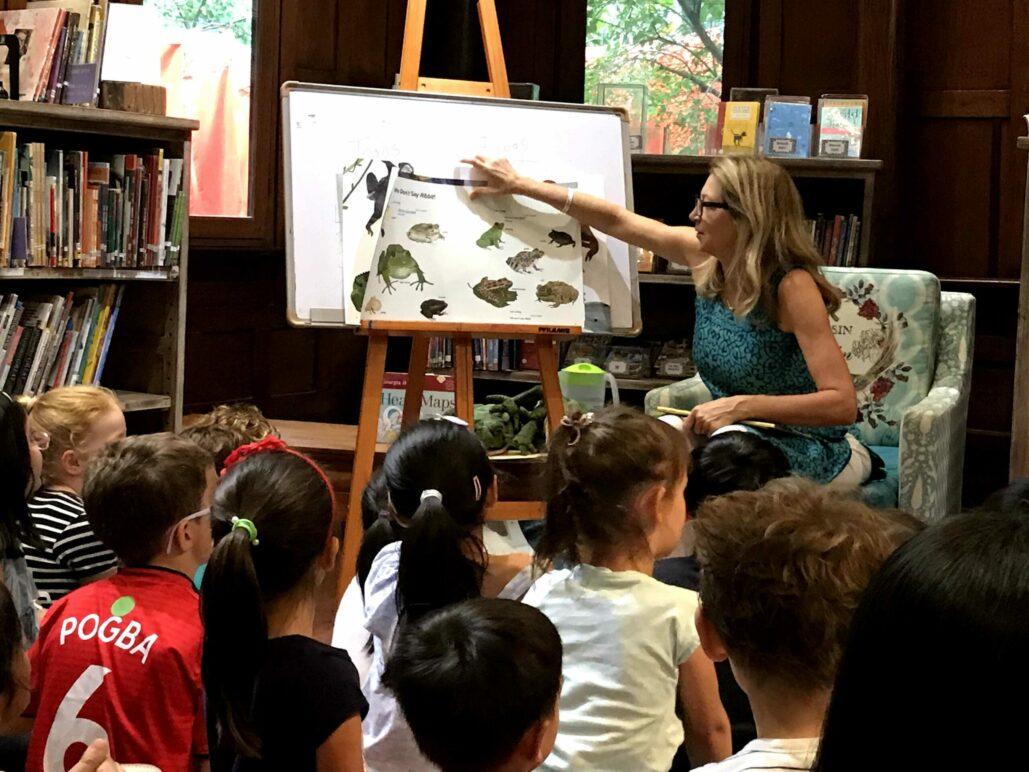 festival of children's literature - ELC